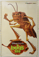A BUG'S LIFE Cinema Window Cling Poster (D)